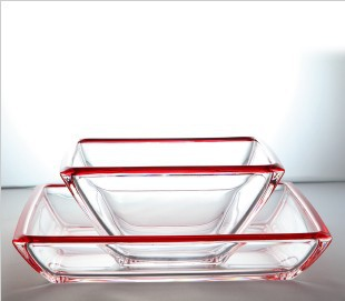 Wedding Gift Ideas Germany : crystal glass fruit plate fruit bucket housewarming wedding gift ideas ...