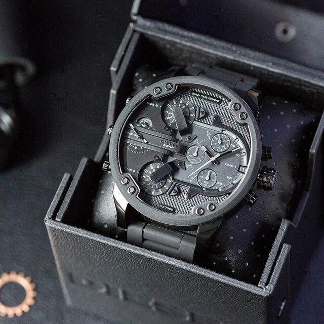 2ffd3ffe4bab Diesel reloj de hombres reloj de marca original reloj deportivo de moda  impermeable DZ7396