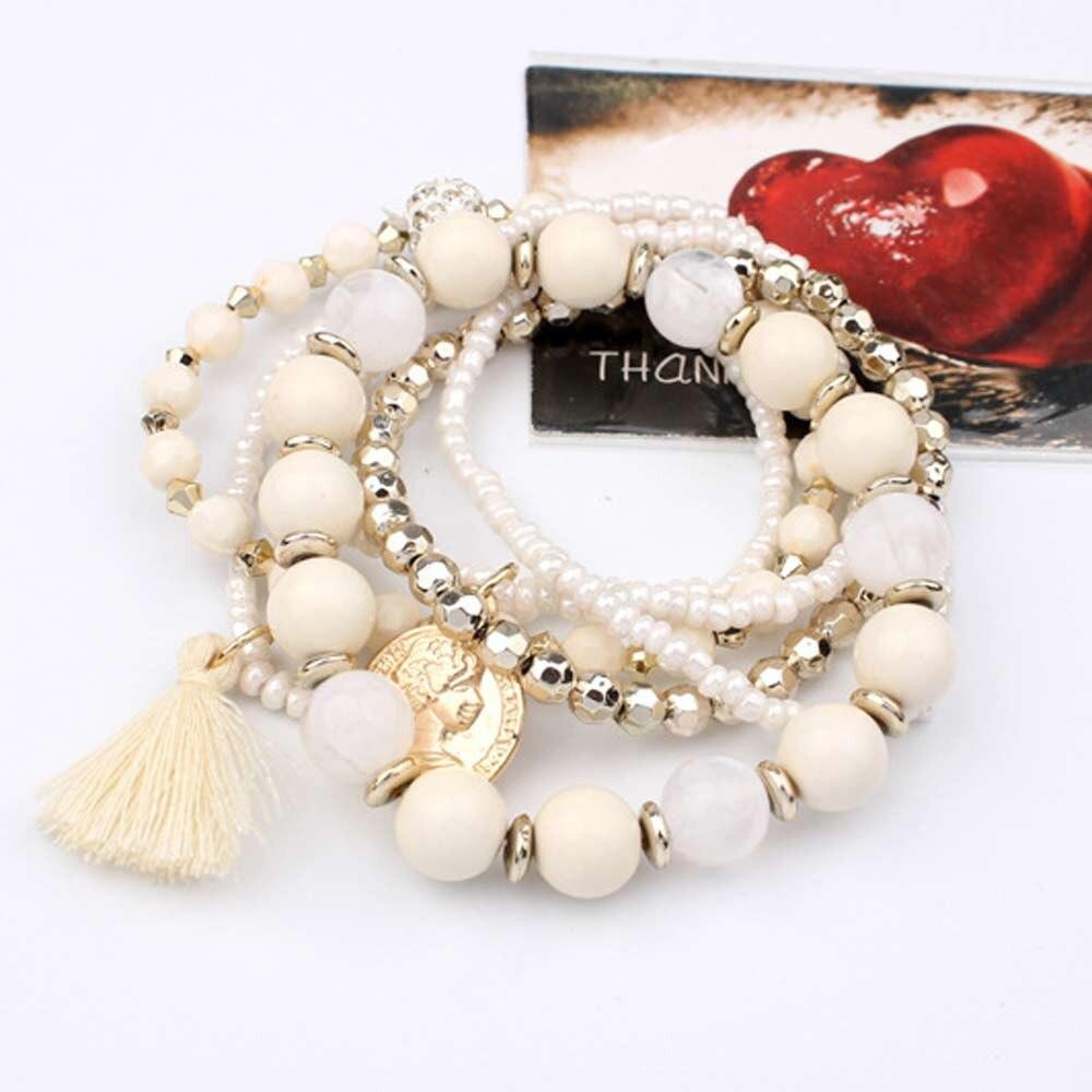 Multilayer Bracelets 1