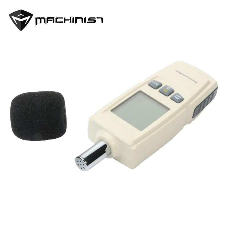 1pcs Mini Sound level meters Decibel meter logger Noise Audio detector Digital Diagnostic-tool Automotive Microphone 30~130db