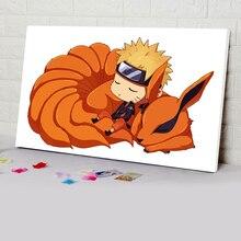 HD Naruto Wall Art Canvas (Many Styles)