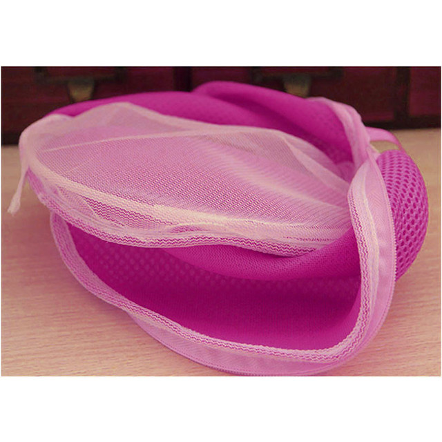 Modern Fashion High Quality Women Bra Laundry Lingerie Washing Hosiery Saver Protect Mesh Small Bag DROP SHIP 1