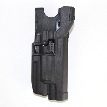 Military Tactical Holster 1911 Flashlight Hunting Airsoft Gun Colt 1911 Holster Belt Paddle Colt 1911 With Flashlight Holsters фото
