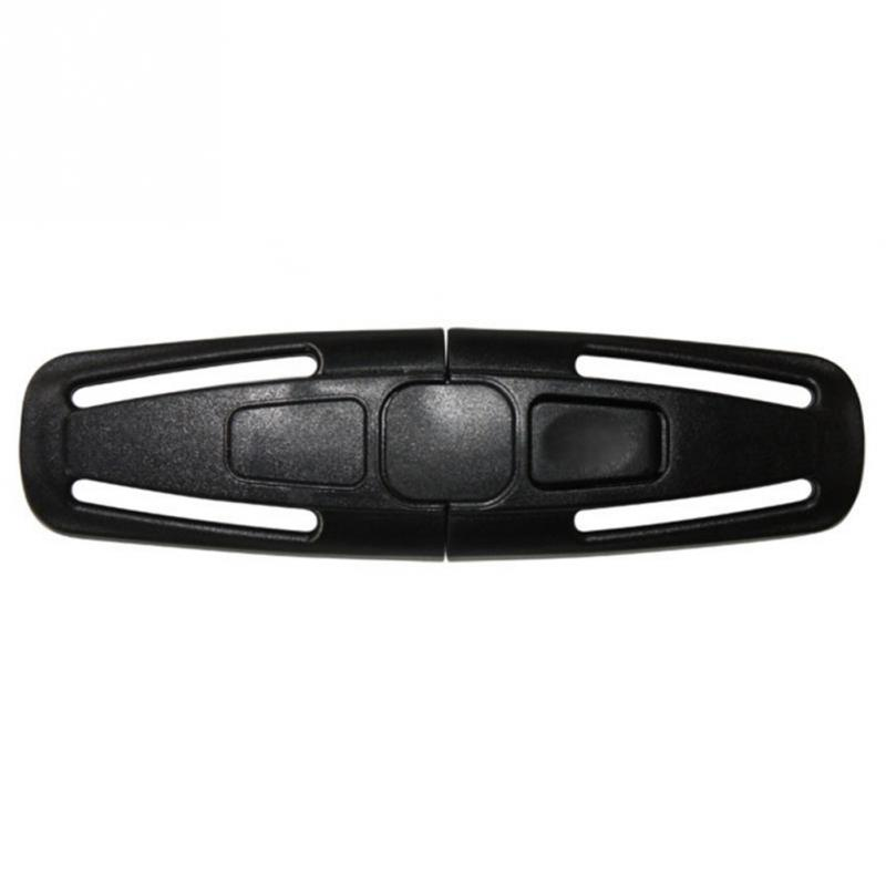 Safe Lock Car Accessories Baby Child Children Safety Belt Fastener Seat Strap Safety Belt Harness Chest Clip Buckle