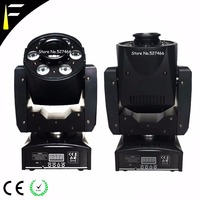30W Gobo Light Projecting Moving Head Beam Plus Freestyle 6x8w Wash Quad LED Moving Head Stage Light For Disco/Dj/Party Strobe