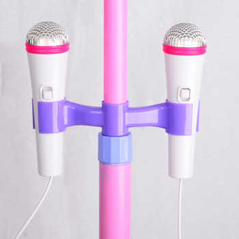 Kids Girls Microphone Mic Karaoke Singing Machine Kid Funny Gift Music Excellent Toy Musical Instrument Christmas Gift 3 Colors