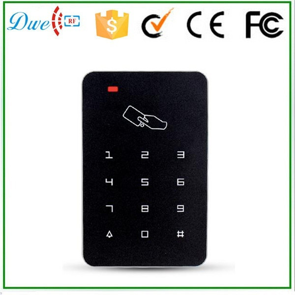 DWE CC RF rfid card reader access control system 13.56mhz TCP/IP Protol machines and equipments hmc511lp5e rf if and rfid mr li