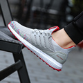Spring Male Shoes Sport Male Tenis Men Shoes Red Bottoms for Men Casual Shoes Mens Krasovki Trainers Fly Weave Ultras Boosts