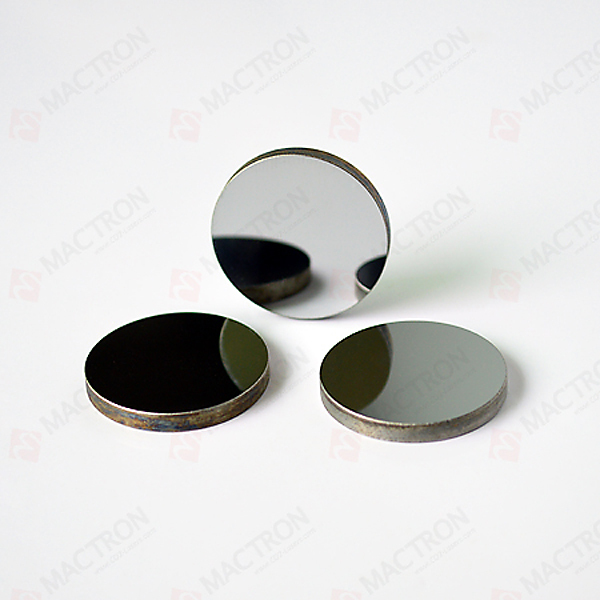 MO Materials Co2 Laser Lens Mirrors 20mm Diameter 95% Reflecting Rate