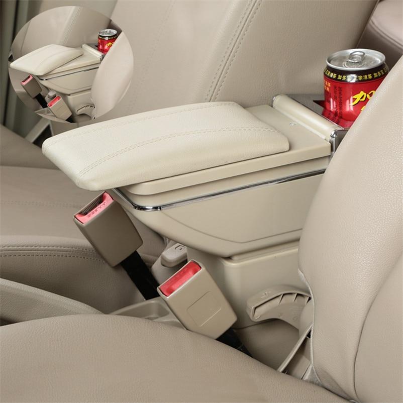 Accoudoir central de voiture KCSZHXGS pour accoudoir Hyundai Accent hyundai solaris 1 pc