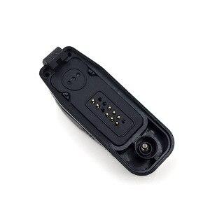 Image 4 - ווקי טוקי אודיו מתאם עבור מוטורולה רדיו חם APX6000 APX6500 APX7000 DGP8050 DGP8550 DGP4150 אבזרים