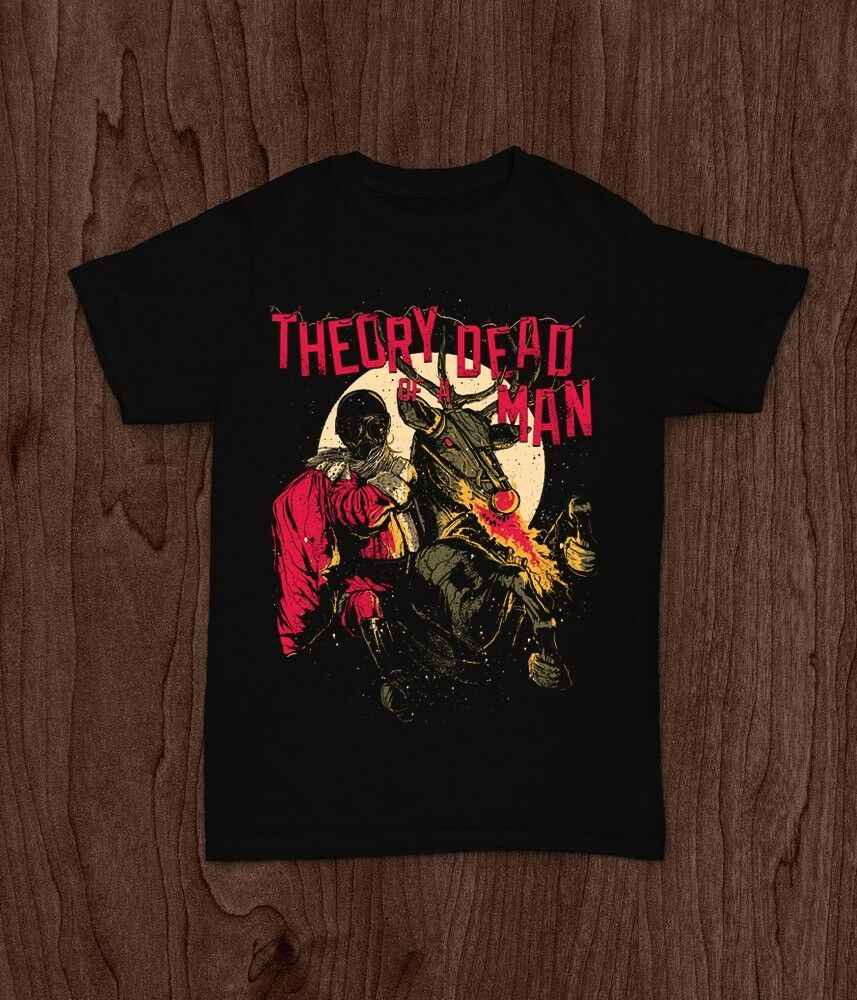 Theory of a Deadman Canadian rock band Three Days Grace T-SHIRT Tee S M L XL 3XL