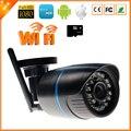 BESDER Yoosee Ip-камеры Wifi 1080 P 960 P 720 P ONVIF Беспроводной Проводной P2P ВИДЕОНАБЛЮДЕНИЯ Пуля Открытый Камера С SD Слот Для Карты Макс 64 Г