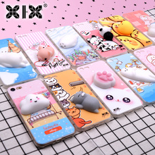For funda iPhone 6 case 6S 7 Plus 3D Cute Cats Animals soft TPU for coque iPhone 6S case new arrival case for iPhone 7