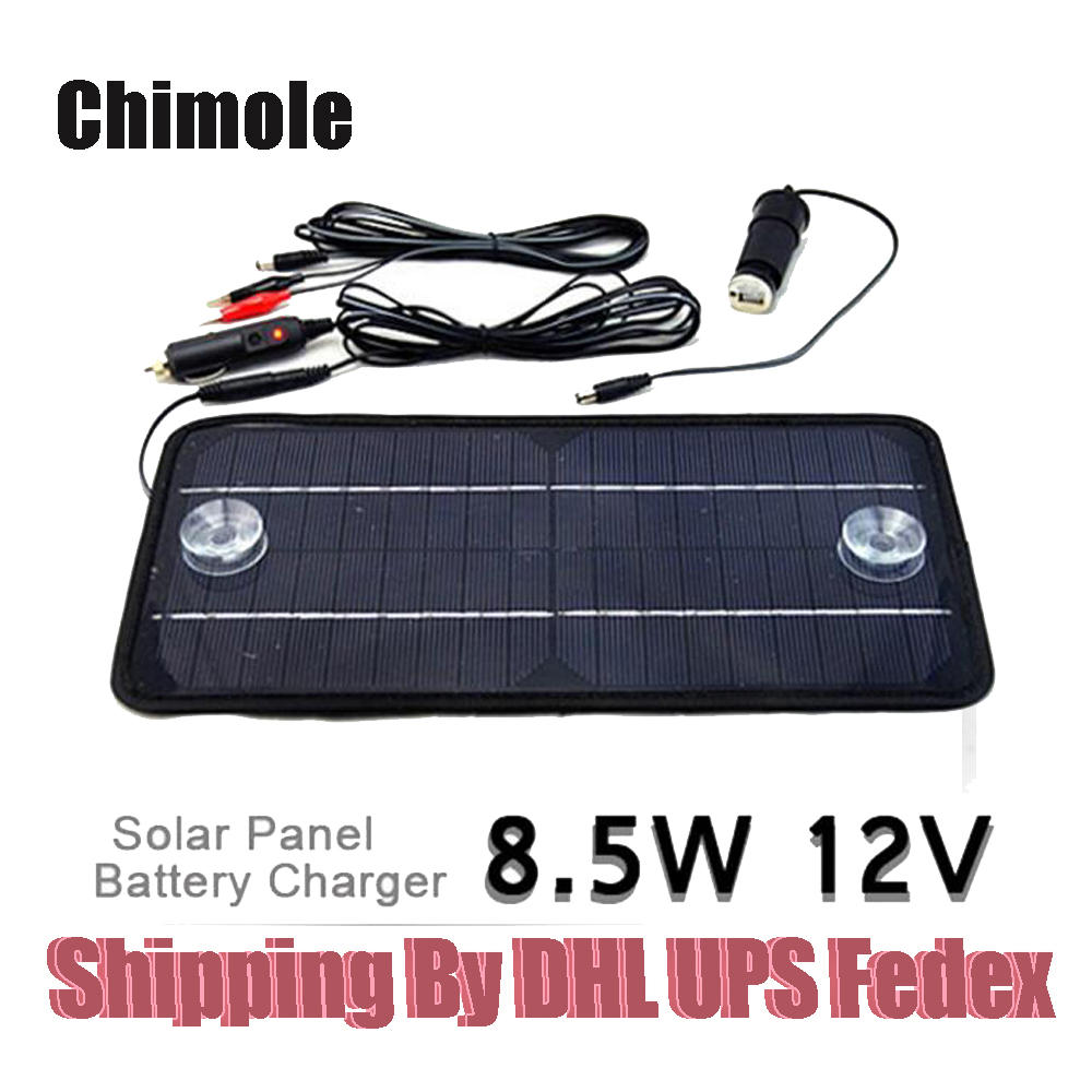40pcs portable solar cell charger 12v 8 5w solar panel car for Mitsuba motor solar car