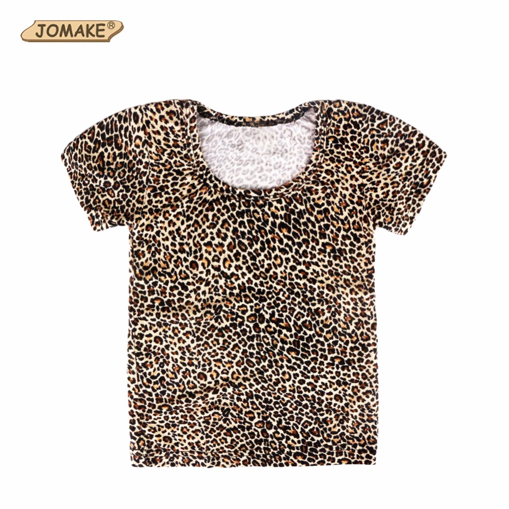 Leopard Designer Baby Girl T-shirt Summer 2018 New Fashion Paddy Kids T-shirts Girls Clothes Kid Tops Tees Toddler Girl Clothing monkids 2017 brand dot vest tops girls t shirt tees cartoon sling baby girl summer wear clothing girls blouse for 1 5y