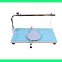 Free Shiping 100 240V 580x330mm Board WAX Cutting Machine Working Stand Table Tool Styrofoam Cutter CUTS FOAM KT