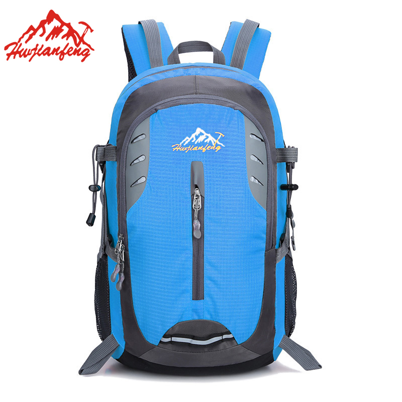 35L Outdoor Bag Backpack Camping Foldable Waterproof Hiking Travel Mochila Molle Backpacks