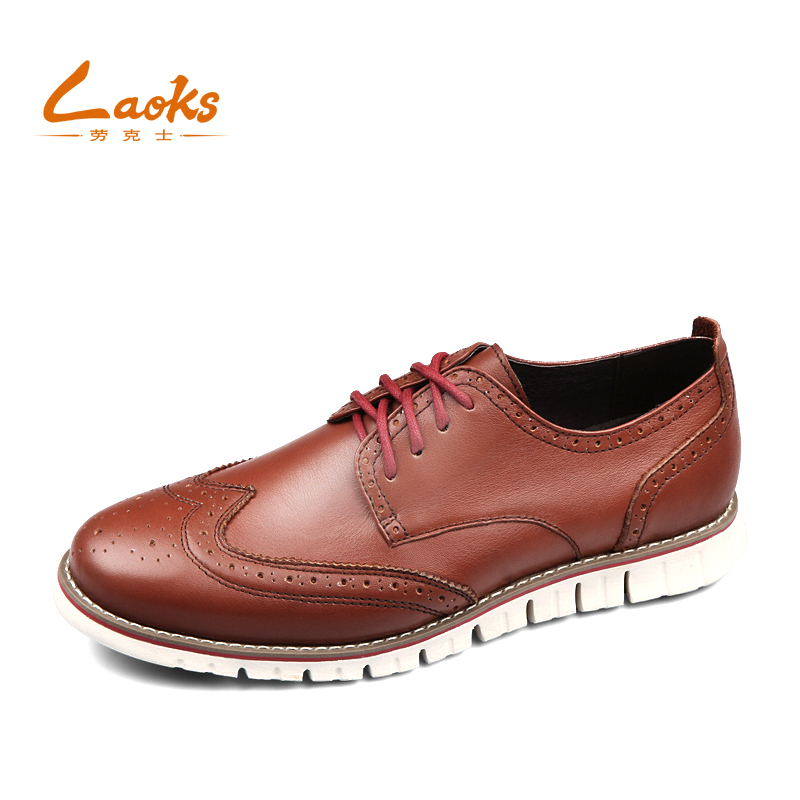 Fashion Men Brogue Shoes Men's Lace-up Breathable Bullock Carved Pointed Toe Casual Shoes Italian Spiked Zapatos Size 38-43 new arrival fashion rivets men leather shoes men s lace up breathable pointed toe casual shoes low leisure man shoes size 38 44