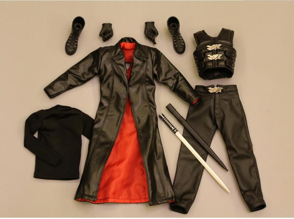 1/6 مقياس الساخن بليد ويسلي سنايبس شفرة II الملابس الشكل مجموعة-في شخصيات دمى وحركة من الألعاب والهوايات على  مجموعة 1
