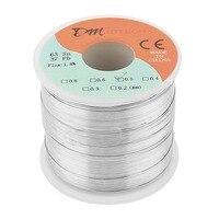 0 5mm 400g 63 37 Tin Lead Roll Rosin Core Flux 1 8 Solder Soldering Wire