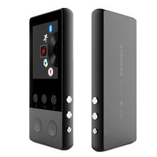 Metal Bluetooth MP3 Player 8GB 1.8 Inch Screen hifi Music Play 70h with FM Radio E-book Audio Video Player MP3 WMA WAV OGG APE
