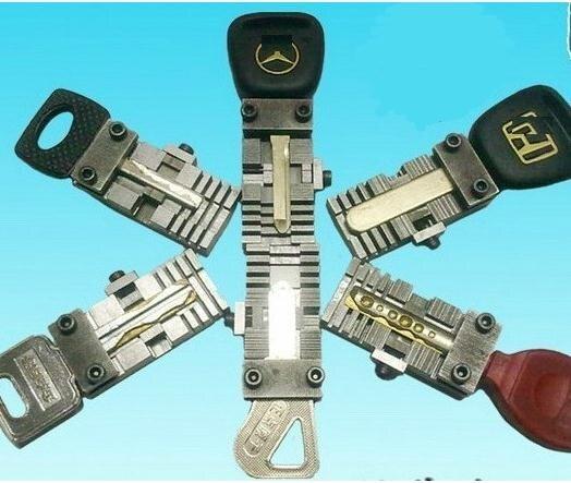 Universalus armatūros spaustukas, skirtas visų raktų pjaustymo - Rankiniai įrankiai - Nuotrauka 2