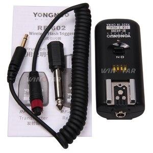 Image 5 - Yongnuo RF602 RF 602 2.4Ghz Flash Draadloze Ontvanger Voor Canon Nikon Dslr Camea