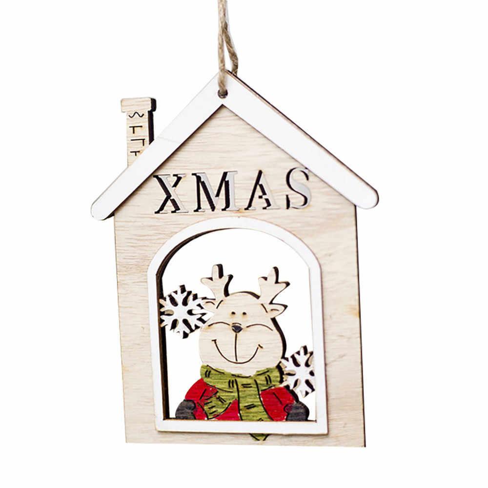 christmas santa claus decorations