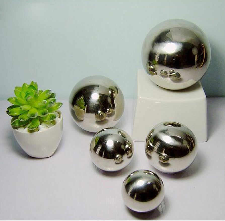 Stainless steel hollow decoration ball metal ball