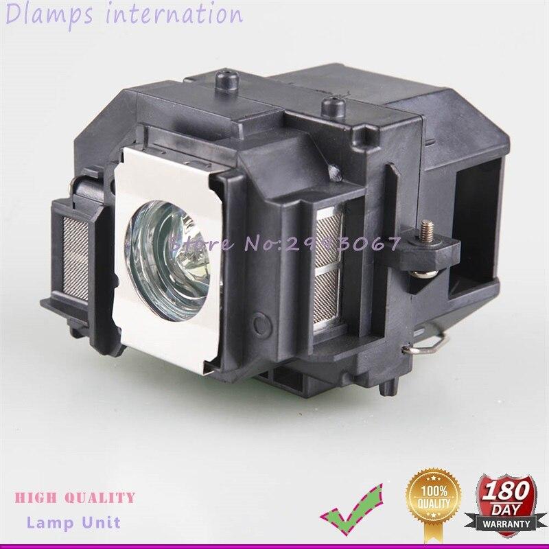 ELPL54 Lamp For EPSON PowerLite HC 705HD/79/S7/S8+/W7/H309A/H309C/H310C/H311B/H311C EB-S82 EB-X7 EB-X72 EB-X8 EB-X8E EB-W7 EB-W8