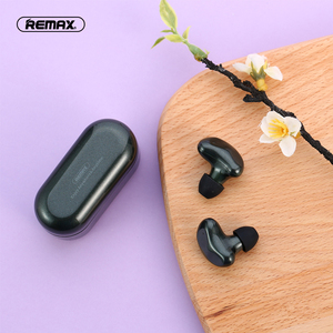 Image 2 - headphone Remax TWS 5 Wireless Bluetooth Earphones Twins Earphone With Charging box headsets Bluetooth 5.0 Smart Touch Stereo