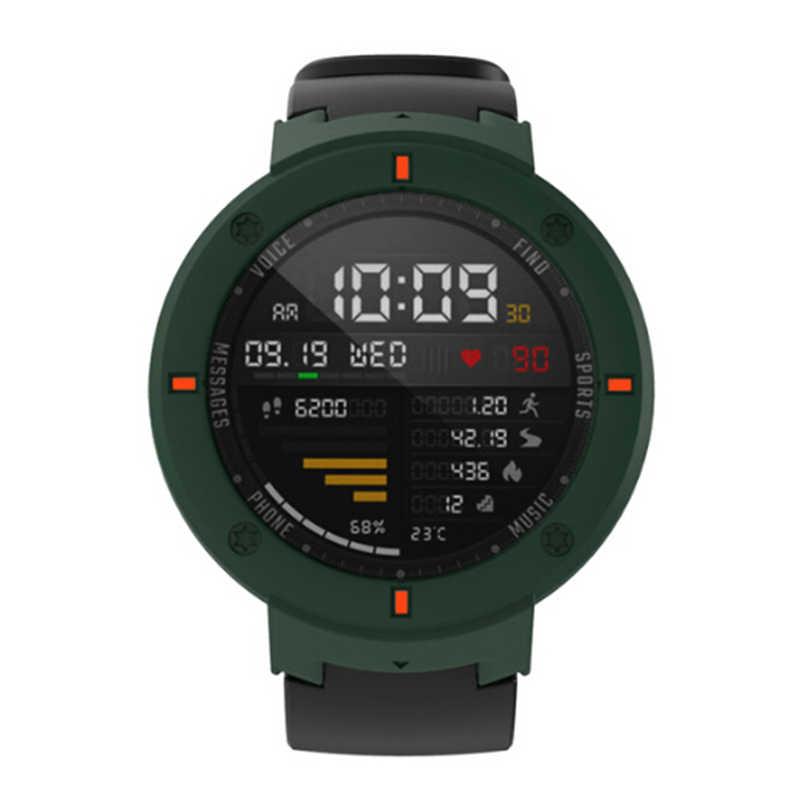 Armor funda protectora PC marco Protector para Amazfit Verge 3 reloj JR ofertas
