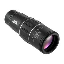 Telescope-Scope Monocular Hunting-Optical Birdwatching 16X52 for Dual-Focus High-Powered