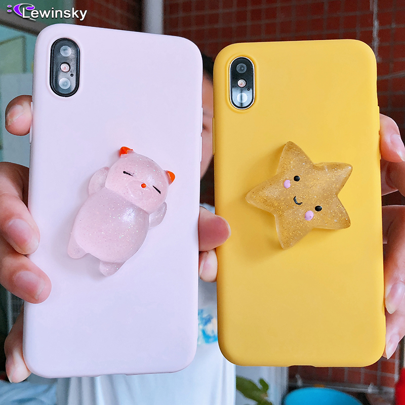 Phone Bags & Cases Beautiful Lavaza Cute Cartoon Stich Soft Tpu Case Cover For Xiaomi Mi 6 8 A2 Lite 6 9 A1 Mix 2s Max 3 F1 Cases