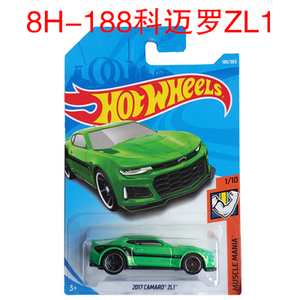 New Arrivals 2018 Hot Wheels 1:64 2017 Camaro ZL1 car Models Collection Kids Toys Vehicle For Children hot cars 188