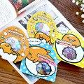 4 Пакета(ов) DIY Kawaii Японский Аниме Ленивый Яйца Декоративные Наклейки Для Скрапбукинга Украшения Дети Животных Стикер Бесплатная Доставка