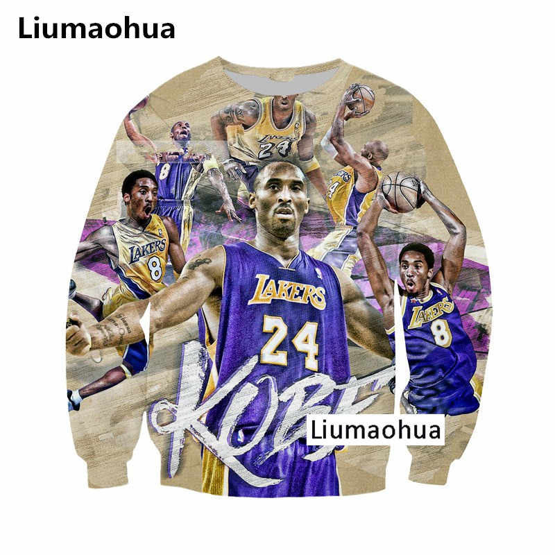 24c6c732 Detail Feedback Questions about Liumaohua Fashion Kobe Bryant LA ...