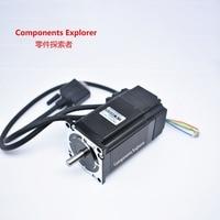 NEMA23 57 closed loop stepping motor 57BYGH80EC1 torque 2N high speed stepper motor with 1000 line encoder