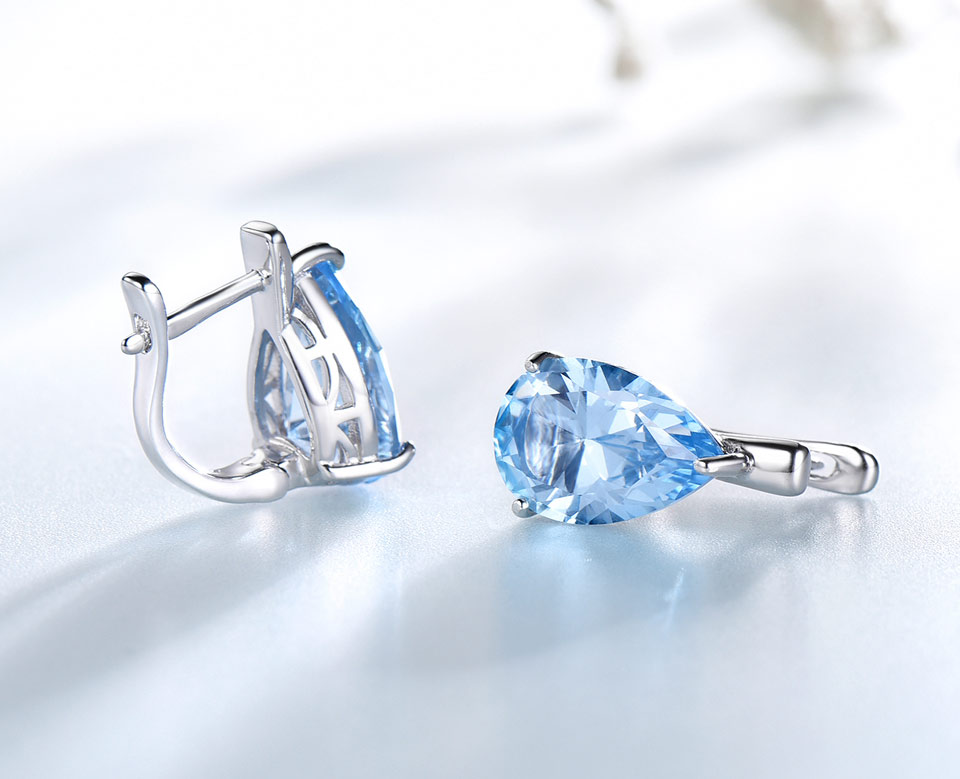 UMCHO-Sky-blue-topaz-925-stertling-silver-clip-earrings-for-women-EUJ086B-1-PC_05