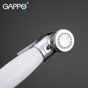 Image 4 - GAPPO Bidets faucet toilet faucet bidet mixer tap toilet washer muslim shower bidet mixer brass bidet faucet