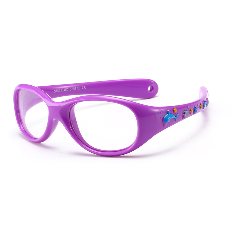 ad4f868b7e Aliexpress.com   Buy 0 3 years Small Baby Glasses for Children Eyeglasses  TR90 Silicone Amblyopia Glasses Frames for Kids Optical Frame Soft P851  from ...