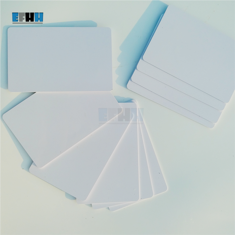 1Pcs 13.56Mhz UID Changeable MF 1K S50 NFC Card Clone Copy Crack Blank RFID Card Rewritable Chinese Magic Card Back Door Libnfc