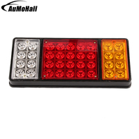Accessories Trailer Tail Light 1 Pair 36 LED Car Lamps Indicator LED Lights