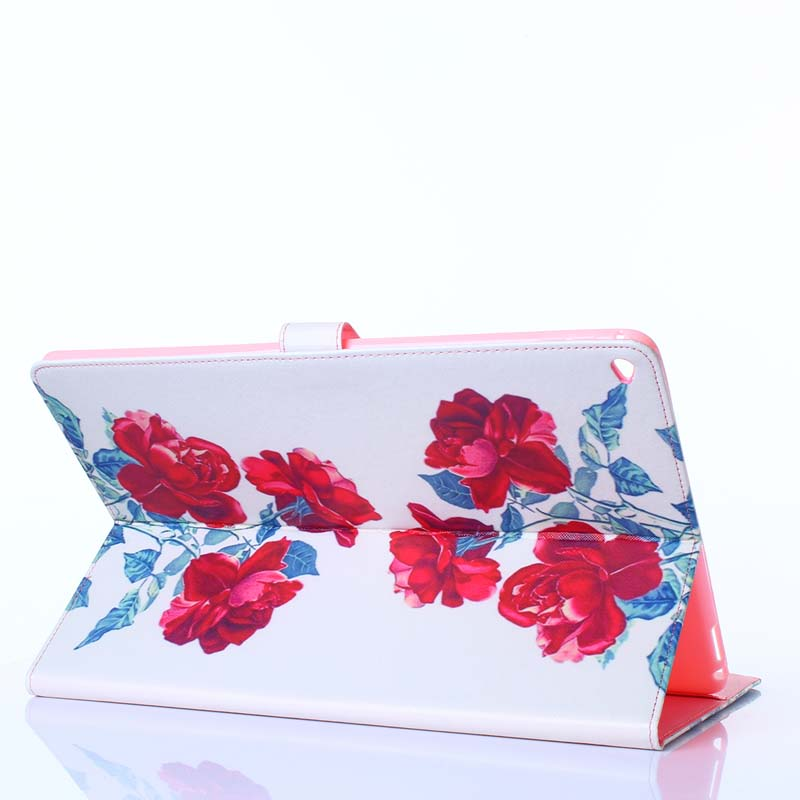 For Apple Ipad Pro 12.9 inch Tablet Ultra Thin Leather Stand Holder Pouch Case Flip Shell Cover Wallet Card Business Book Sleeve