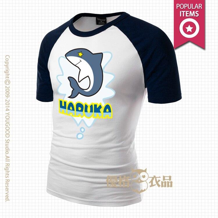 Haruka Nanase Costume - Free Iwatobi Swim Club Haruka Nanase Cosplay Black Mens Free Iwatobi Swim Club Cosplay Costume