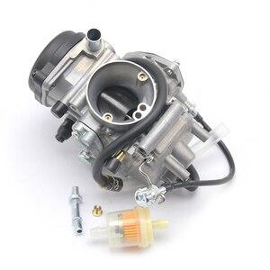 Image 4 - ZSDTRP PD33J 33mm Motorcycle Carburetor For YAMAHA KODIAK 450 YFM450 4X4 2003 2005 BRUIN 350 2WD 4X4 Carb Motorcycle Accessories