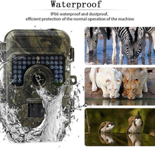 цена Hunting camera 16mp 1080P Camera 0.6S Motion Digital Infrared Hunting Trail Camera Night vision wild cam photo traps game camera