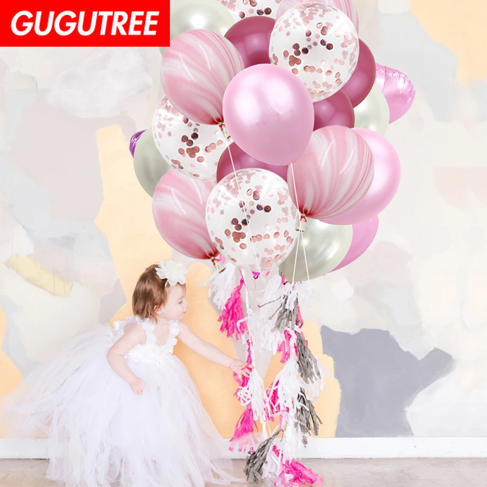 Decorate 20pcs 12inch black pink blue green latex balloon wedding event christmas halloween festival birthday party PD-133