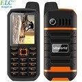 Vkworld Stone V3 Плюс 4000 мАч Длительным Временем Ожидания Мобильный Телефон 2.4 дюймов IP54 Водонепроницаемый Пыленепроницаемый Старший Человек Телефон Разблокирован Dual Sim